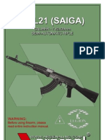 AK-47 SAIGA SGL21 OM