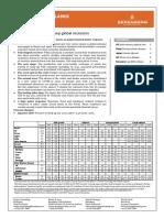 Berenberg Global Forecasts