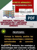 02 CLASE 1.2 HISTORIA, VENT-DESVEN Cº A° Y METODOS DE DISEÑO