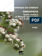 Omeopatia  Guida medica ai rimedi - Tommaso De Chirico.pdf