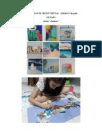 planeación arte terapéutica Silvana 26 DE JULIO