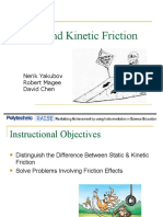 Static & kinetic Friction (1)
