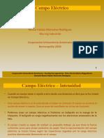 Campo Eléctrico Ejercicios Powerpoint