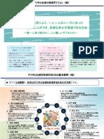 デジタル社会を形成するための基本原則(案)