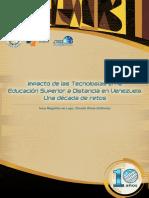 SEDUCV-OVEALC-Impacto de las Tecnologías en la Educación Superior a Distancia en Venezuela - Una Decada de Retos