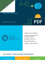CCNA 7 Descripción del producto