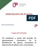 06 Semana Planeamiento Sistematico Para La Distribucion de Planta Utp