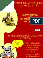 Analise Preliminar de riscos - APR