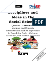 disciplines and ideas in the social science 1q module 6