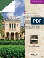 AHQUA Manor House Catalog