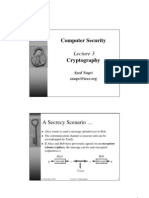 Security Lecture 3