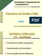 Dispositivos de Entrada e Saida