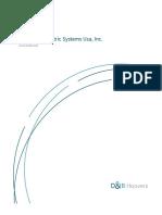 Schneider Electric Systems Usa, Inc. OneStop