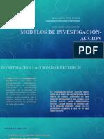 MODELOS DE INVESTIGACION-ACCION