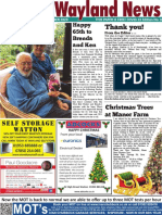 The Wayland News December 2020