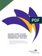 professionaldevelopmentstrategicplan