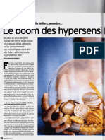 hypersensibilite alimentaire
