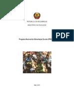 Programa Nacional de Alimentação Escolar (PRONAE).pdf