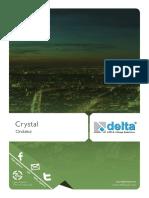 DELTA - Onduleur - Crystal