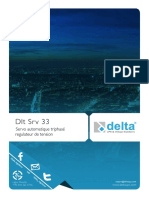 DELTA - Stabilisateur - DLT SRV 33