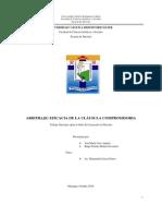 Arbitraje -  Clausula Compromisoria AMC