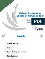 GESTION DE SERVICIOS IITIL