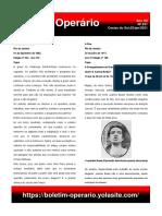 Boletim Operário 631