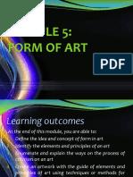 Module 5_ Form of Art.pdf