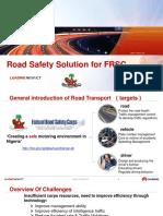 FRSC Road Safety Solution