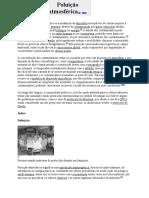 POLUICAO ATMOSFERICA