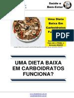 Uma Dieta Baixa Em Carboidratos Funciona
