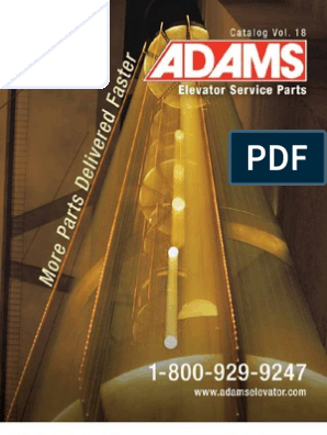 Adams_Catalog_V18 | Credit Card | Letter Of Credit on