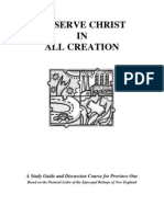 TO SERVE CHRIST IN ALL CREATION - Episcopal Church Center