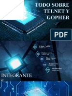 GRUPO 5 - TELNET Y GOPHER V2.0