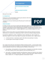 question reponse de developpement (1)