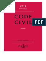 Code Civil annoté.pdf