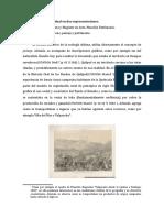 El Paisaje Chileno Residual en Dos Representaciones, Sebastian Tejada