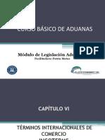 Capítulo 6 TÉRMINOS DE COMERCIO INTERNACIONAL (INCOTERMS) PM
