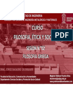 Sesion 02 Filosofia Griega