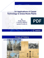 2009 Margarita Seminar - 10 Successful Applications of Casale Technology to Grass-Roots Plants