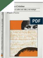 Cartas a Cristina Freire