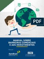 Barreiras ao Comércio Internacional - Manual da Apex