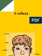 eSTUDO DO MEIO cabeza-ppt