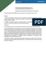 Guia de trabajo- Desarrollo Social