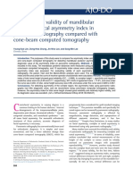 Reliability and validity of mandibular posterior vertical asymmetry index in panoramic radiography compared with cone-beam computed tomography.pdf