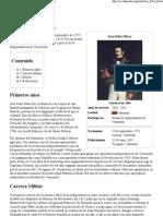 José Félix Ribas - Wikipedia, la enciclopedia libre