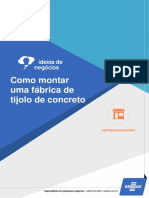 Como montar uma fábrica de tijolo de concreto.pdf