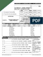 EM - 2a Série - 2018-1b-2b - Apostila - Passado Simples - Diversity.pdf
