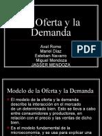 OFERTA y DEMANDA 6C2