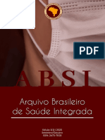 Arquivo Brasileiro de Saúde Integrada 1(1)